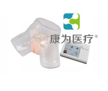 """""""康为医疗""""透明女性电子导尿模型"""