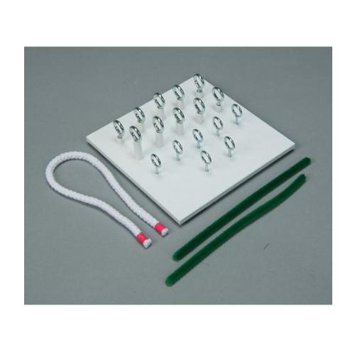 德国3B Scientific®环与钢丝,腹腔镜手术技能训练模块1