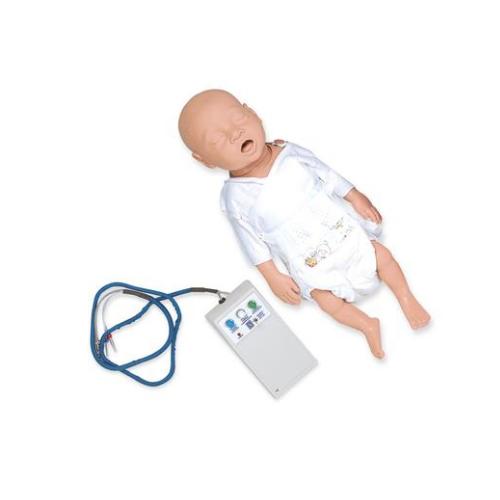 德国3B Scientific®CPR Cathy婴儿模型,带电子显示器