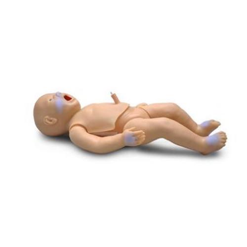 德国3B Scientific®PEDI® Blue 新生儿模拟装置,采用SmartSkin™ 技术