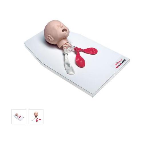 德国3B Scientific®婴幼儿气道管理训练模型,带底座