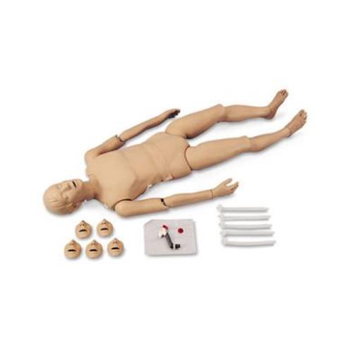 德国3B Scientific®全身心肺复苏(CPR)人体模型,带创伤