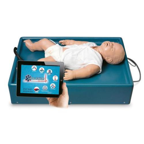 德国3B Scientific®STAT Baby Advanced 高级婴儿模拟人