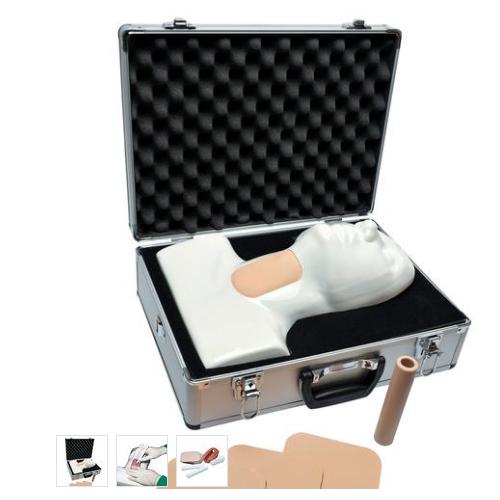 德国3B Scientific®气管切开术模拟器