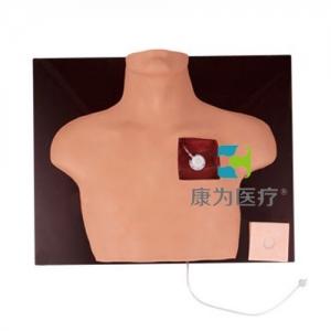 """""""康为医疗""""静脉介入训练模型,中央静脉内插管模型,静脉介入操作模型"""