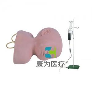 """""""康为医疗""""双侧婴儿头部静脉注射模型"""