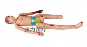 """""""康为医疗""""高级创伤标准化模拟病人(带气管插管术急救)"""