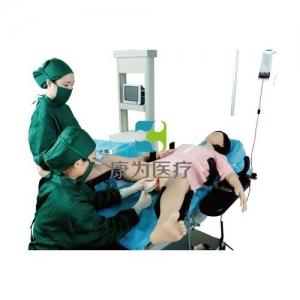 产后大出血急救模拟训练系统