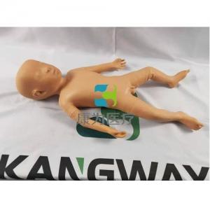 """""""康为医疗""""婴儿营养不良护理模型"""