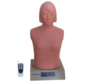 """""""康为医疗""""数字遥控式电脑胸部心肺听诊电脑模拟器"""